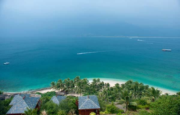 海南分界洲岛成为中国首个5a级海岛型旅游景区