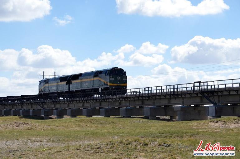 青藏铁路&nbsp