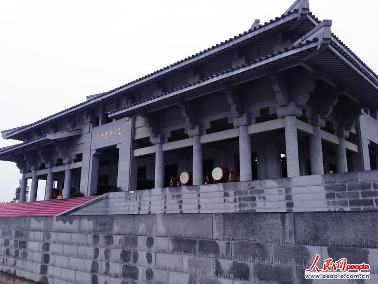(刘佳)炎帝神农故里风景区位於湖北省随州市随县厉山