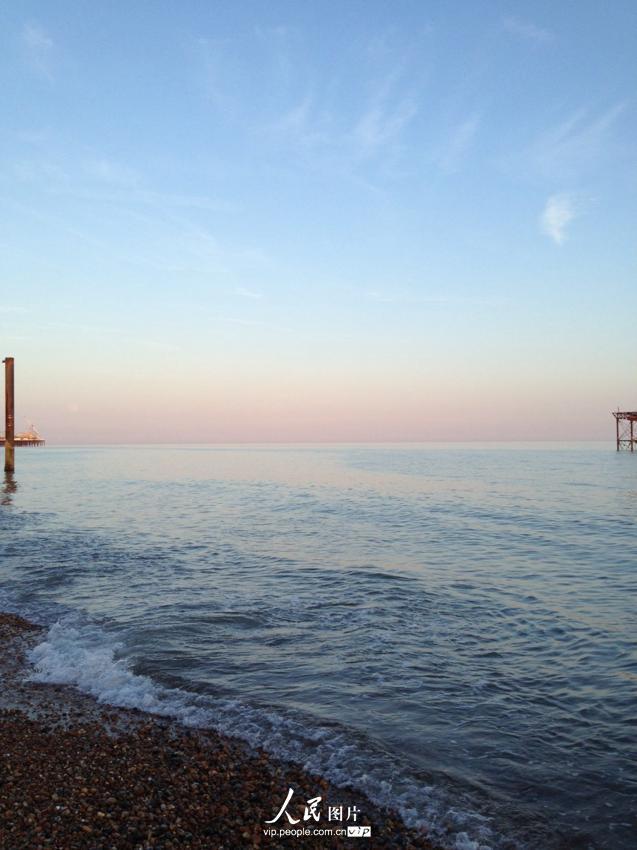 英国布莱顿海滨风光(高清)【5】--旅游频道