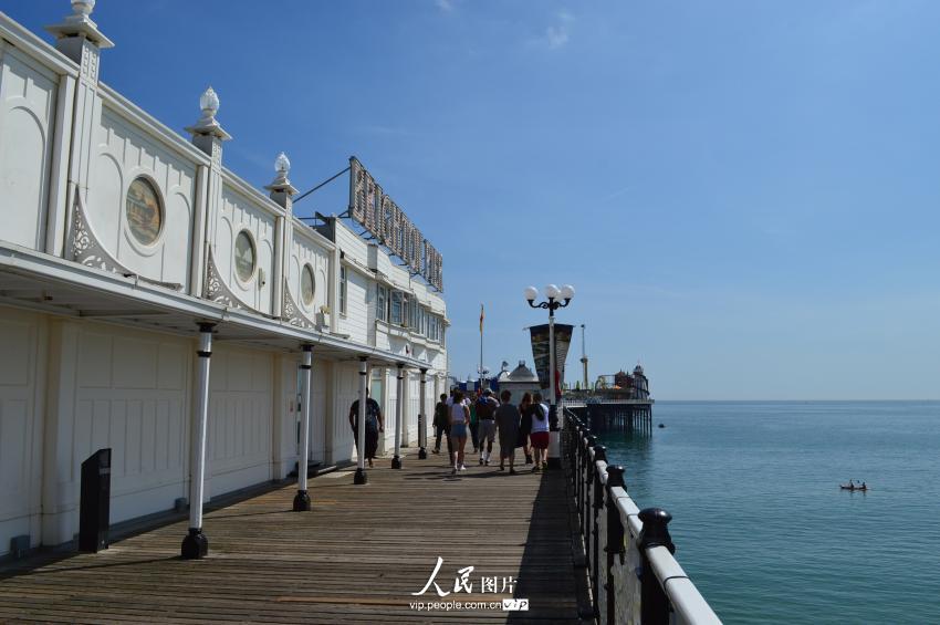 英国布莱顿海滨风光(高清)【15】--旅游频道