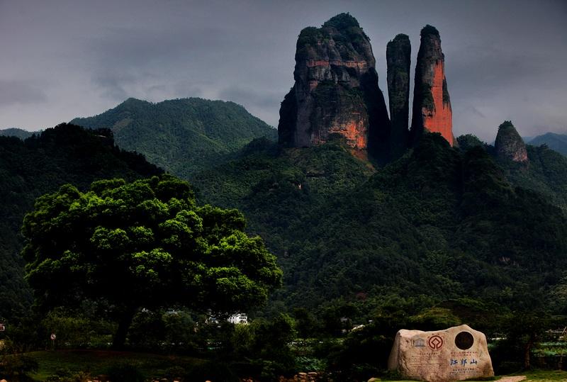 浮盖堆石洞群,和睦彩陶文化村,仙霞岭景区,戴笠秘宅,石鼓峡谷,月亮湖