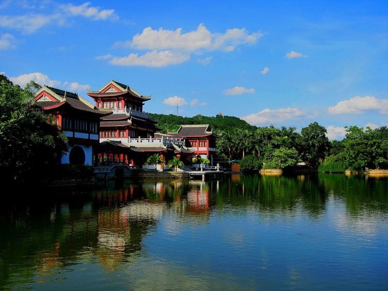 广西南宁周边旅游景点 图片合集