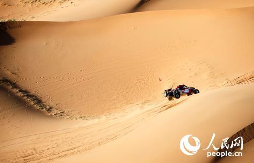 沙漠挑战赛