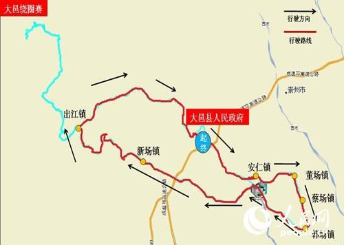 长安县乡镇地图