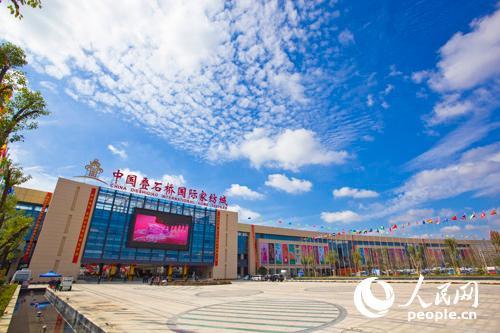 叠石桥国际家纺城国家4a级旅游景区已成为江苏乃至华东地区特别是上海图片