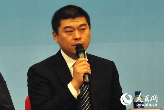 青岛市旅游局副局长谭鹏