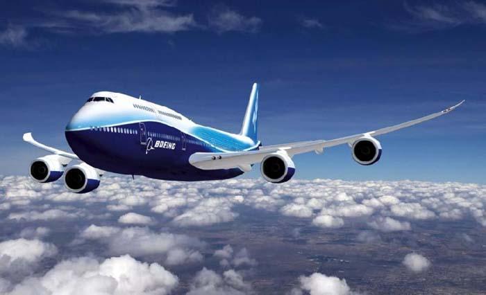 高清:实拍世界最大私人飞机 高端奢华售价23亿元
