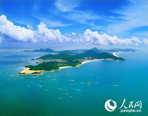 广东海陵岛开展文明旅游助力国际生态休闲旅游岛建设