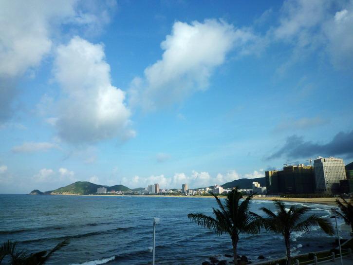广东省阳江市海陵岛大角湾海上丝路旅游区 图片来源:景区官网
