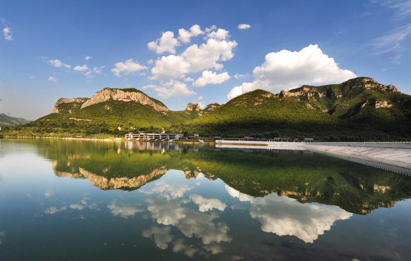 河北省邯郸市娲皇宫景区 图片来源:景区官网