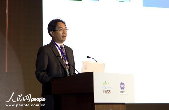 北京大学旅游研究院与规划中心主任吴必虎.刘佳