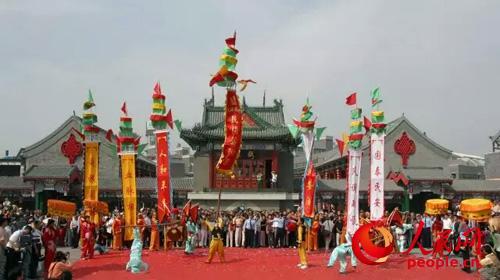 唐山湾旅游岛将举办2016首届新春民俗文化庙会