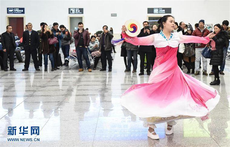 金志扬是朝鲜族