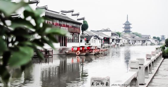 震泽:江南情丝 千年古镇