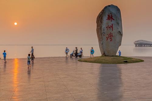 松陵镇-东太湖生态旅游度假区-美丽苏州湾图片