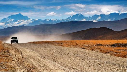 2016年丝绸之路跨境自驾旅游线路发布
