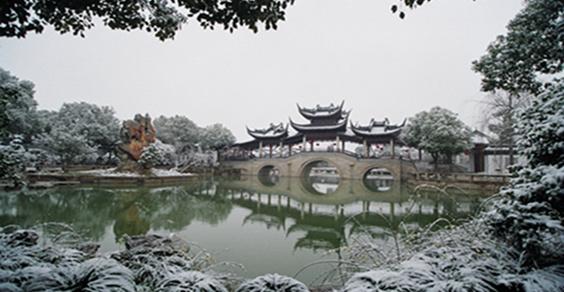 吴江最美的八个小镇