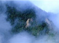 云里雾里(许涛涛 摄)
