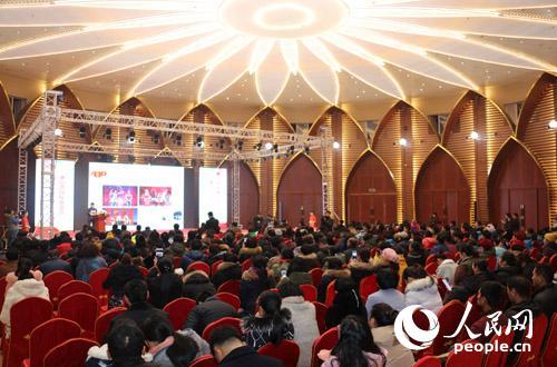 唐山湾国际旅游岛第二届新春民俗文化庙会正月开幕