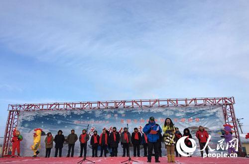 北疆乌镇杯冰雪汽车邀请赛唤醒伊春乌伊岭冬季旅游热