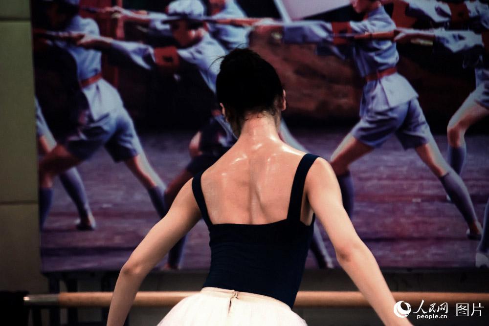 """走进你不知道的""""中央芭蕾舞团"""""""