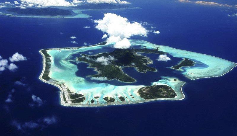 南太平洋群岛能否分走