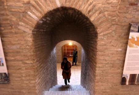 阿富汗赫拉特博物馆重新开放