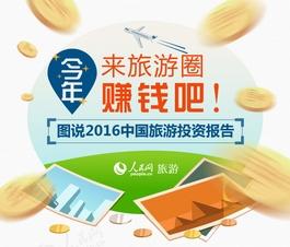 图说2016中国旅游投资报告