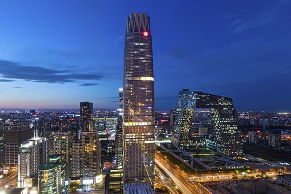 新国贸饭店——为全球旅者带来前所未有的酒店新体验