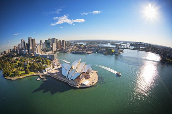 """澳大利亚新南威尔士携手6人游推出""""梦想探索12天之旅"""""""