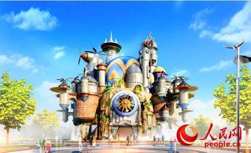 保利航空大世界携手科幻大咖打造航空梦想主题乐园