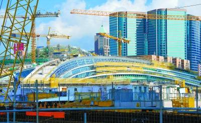 香港迎高铁时代 明年9小时抵京