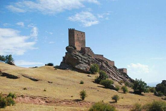 西班牙扎弗拉城堡。TripAdvisor(猫途鹰)供图