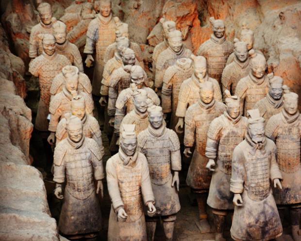 西安文旅特色旅游线路西安历史文化底蕴深厚,同时也是时尚的现代化大都市。