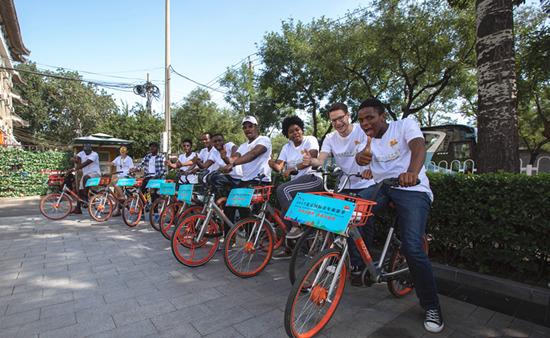 体验国学之旅 北京旅发委为外籍青年搭建创新旅游平台