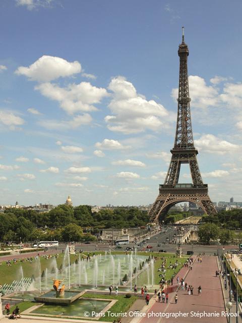 探寻巴黎绿色花园里的秘密 邂逅别样旅途