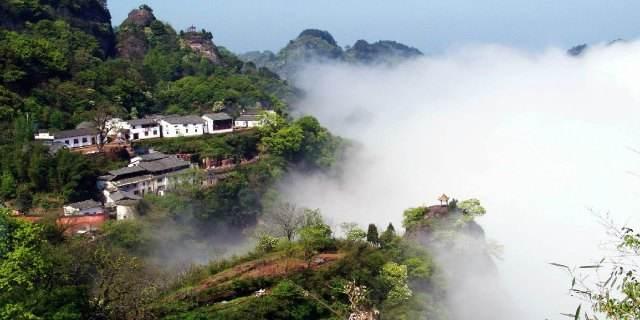 安徽·休宁齐云山风景区