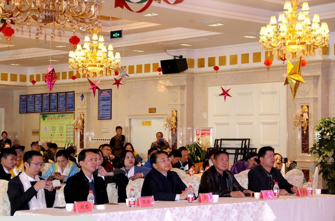 藏源山南迎来湖北省首批旅行商冬季踩线团