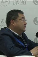 内蒙古阿拉善盟旅游发展委员会主任 刘冲宵