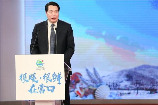 王笑柳:着力打造营口世界最大滨海温泉群