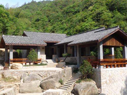 台州天台山旅游风景区进行旅游厕所革命