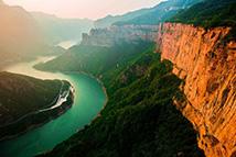 中国曲峡看太行,人间仙境在宝泉