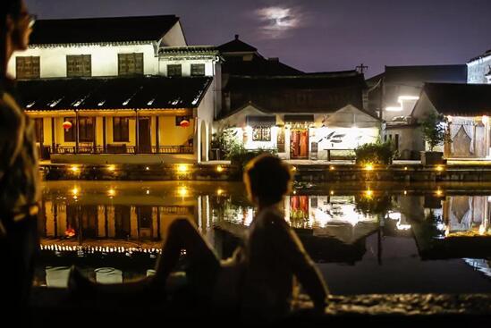 震泽古镇有美景美食有人文历史最适合暑期亲子游