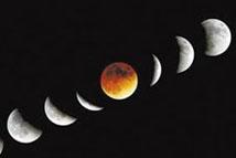"""月食和月相""""傻傻分不清""""?"""