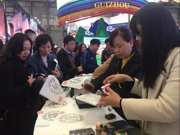 宁夏展台成为2018中国国际旅游买卖营业会热门