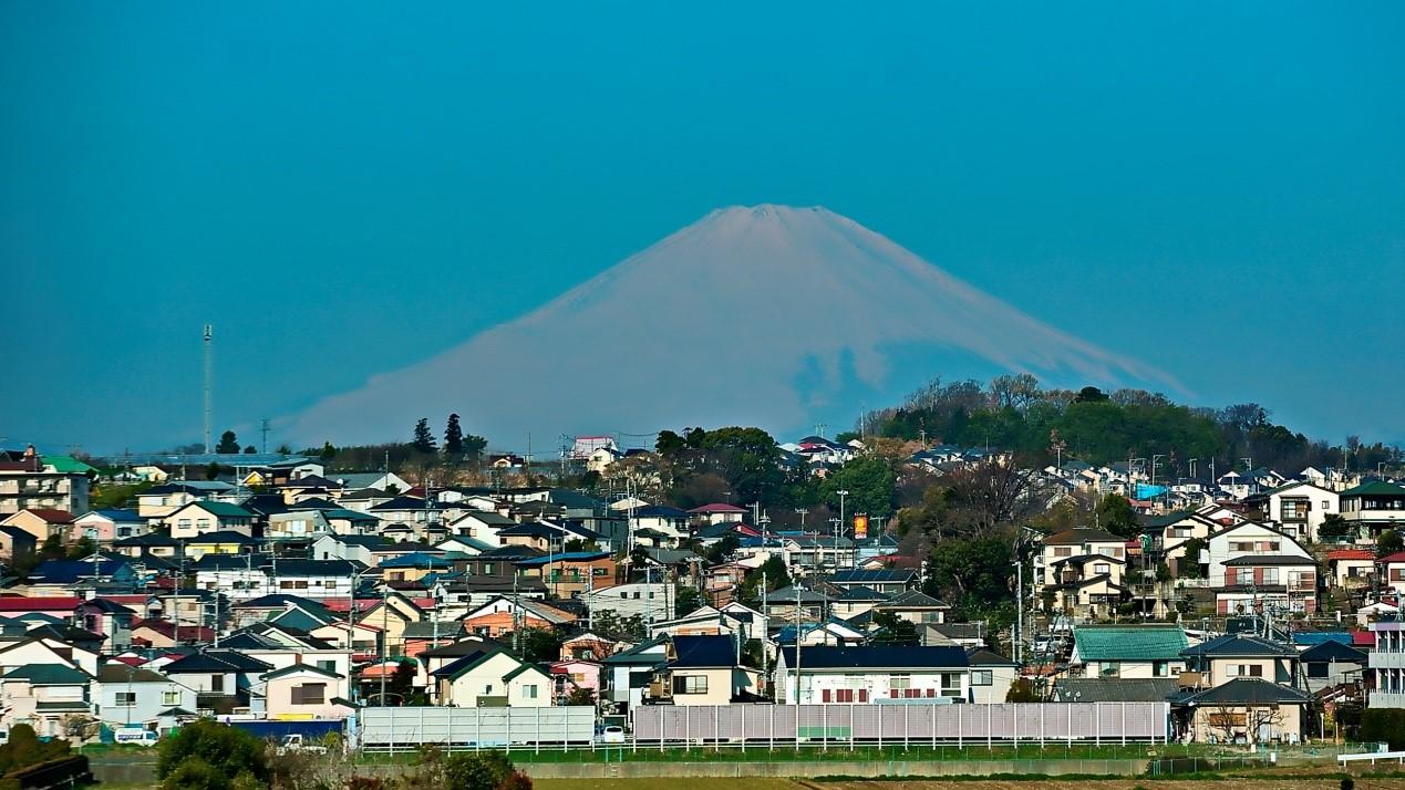 旅拍富士:不同的角度 不一样的风景