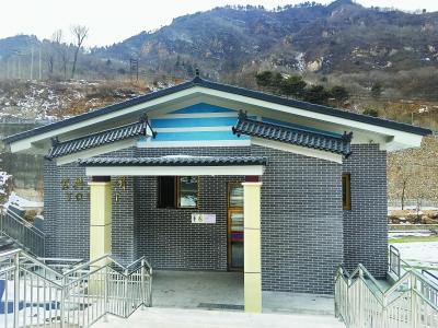 山区公厕离四季开放不远了