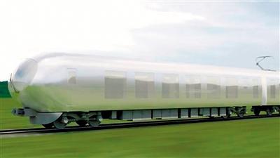 """日本知名建筑师操刀""""隐形列车""""正式投运"""
