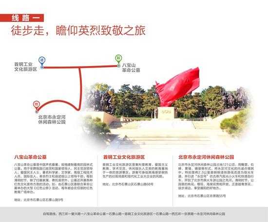 """北京市文旅局推出18条""""清明踏青红色之旅""""主题线路"""